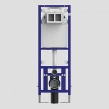 Produktbild: SANIT WC-Eckelement 995 C mit kleiner Revisionsöffnung Betätigung von vorn