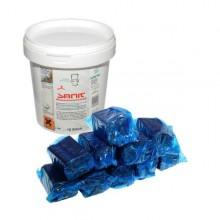 Produktbild: SANIT  Wasserkastenwürfel, Dose 10 Stück passend für Einwurfschacht Geberit/Tece