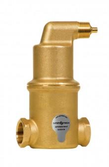 """Produktbild: SPIROVENT Luftabscheider B-Druck 10 bar 3/4""""IG, Durchsatz 1.3 m³/h"""