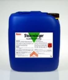 Produktbild: Steinreiniger Grundstücks-Spezialreiniger 1l Flasche
