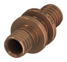 Produktbild: TECEflex Kupplung ohne Druckhülse 16 x 16 mm, Rotguss