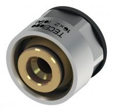 Produktbild: TECElogo Klemmverschraubung für Verbundrohr, 16 mm