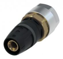 Produktbild: TECElogo Übergangsverschraubung Kupfer, 16 mm x 15 mm (VPE: 10 Stück)