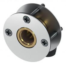 Produktbild: TECElogo Wanddurchführung mit Druckring ä.D. 16 mm x 1/2, bis 25 mm verstellbar
