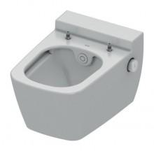 Produktbild: TECEone Dusch-WC-Keramik mit Duschfunktion, spülrandlos, weiß
