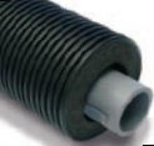 Produktbild: THERMAFLEX Flexalen 1000+ FPC für Sanitärbereich inkl. Frostschutzband 1x3/4 Zoll / Hüllrohr 90 mm (Meterware)