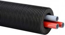 Produktbild: THERMAFLEX Flexalen 1000+ Mehrleitersystem für Sanitär- und Heizungsbereich - H2x3/4 + A1x1/2 Zoll / Hüllrohr 160 mm (Meterware)