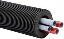 Produktbild: THERMAFLEX Flexalen 1000+ Mehrleitersystem für Sanitär- und Heizungsbereich - H2x3/4 + A2x1/2 Zoll / Hüllrohr 160 mm (Meterware)