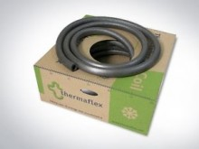 Produktbild: THERMAFLEX Isolierung ThermaSmart 50% ENEV 15 mm AD / 10 mm Dicke VPE Spenderbox 35 Meter