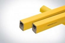 Produktbild: THERMAFLEX Isolierung ThermaSmart eckige Isolierhülse 100% ENEV-Q 15 mm AD / 20 mm Dicke / 1,5 Meter