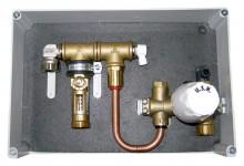 Produktbild: USH Einzelraumregel. für Einrohr-Heizung für Stellmotor oder Ferneinsteller