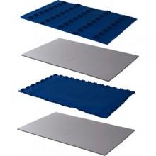 Produktbild: Uponor Nubos Noppen-Verteiler-/Tür Set EPS 30-2, 14-16mm, (VPE: 5m2), je m2