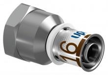 "Produktbild: Uponor Übergangsmuffe S-Press PLUS 16-Rp1/2"" FT"