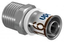 "Produktbild: Uponor Übergangsnippel S-Press PLUS 16-R1/2"" MT"