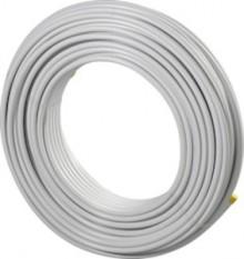 Produktbild: Uponor Uni Pipe PLUS Verbundrohr, weiß 16x2,0mm, (Ring: 100 Meter )