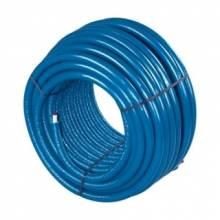 Produktbild: Uponor Uni Pipe PLUS weiß vorisoliert  S10 WLS 035 16x2,0 blue 75m
