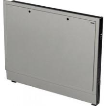 Produktbild: Uponor Vario Verteilerschrank Unterputz UP1, 550x75-160mm, pulverb. RAL9016 weiß