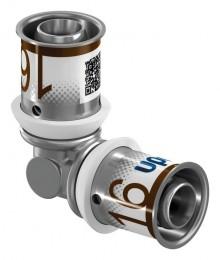 Produktbild: Uponor Winkel S-Press PLUS 90° 16x16
