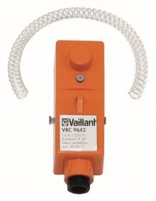 Produktbild: VAILLANT Anlegethermostat VRC 9642 mit Umschaltkontakt, Spannband-Befestig