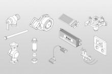 Produktbild: VA Mischermodul VR 61/4 für calorMATIC 470(f),470/2, 470/3