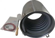 Produktbild: WOLF ET Heizwasserwärmetauscher D 300