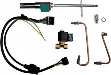 Produktbild: WOLF Ersatzteil Düsenstock m Ölvorwärm + Magnet-Ventil