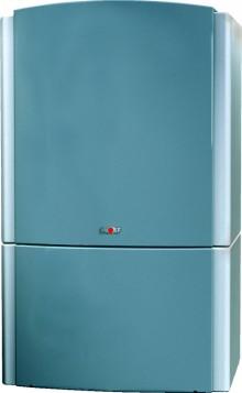 Produktbild: WOLF Wärmepumpe Luft-Wasser BWL-1-08-I geeignet zur Innenaufstellung