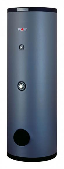 Produktbild: WOLF Warmwasser-Solarspeicher SEM-1-1000 mit 2 Glattrohr-Wärmetauschern
