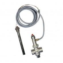 Produktbild:  Thermische Ablaufsicherung TAS 03 mit Kapillarrohr 1300 mm