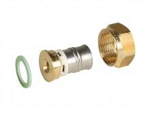 "Produktbild: alpex F50 Profi Übergang flachdichtend 16 mm x 1/2"" IG MS"