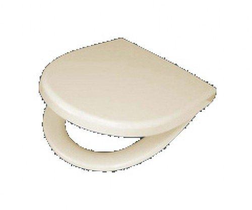 kadett 300 s wc sitz pergamon mit abnehmbarer edelstahl befestigung 791880372 pagette. Black Bedroom Furniture Sets. Home Design Ideas